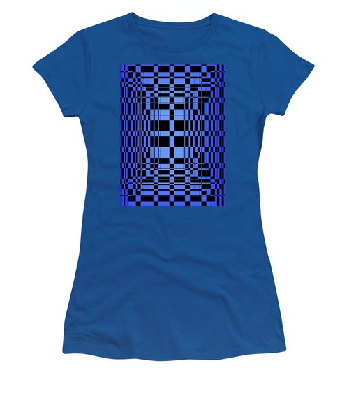 Brave Blue  Women's T-Shirt
