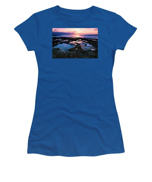 Candy Colored Pools Women's T-Shirt