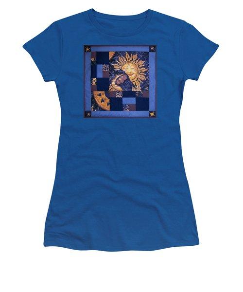 Celestial Slumber Women's T-Shirt