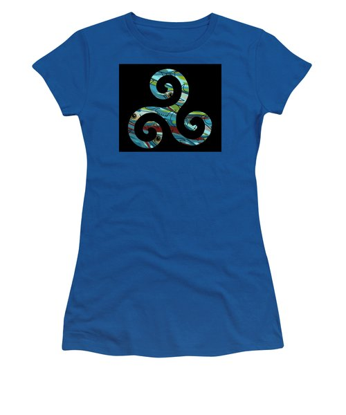 Celtic Spiral 2 Women's T-Shirt