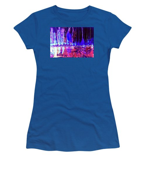 City By The Sea Right Women's T-Shirt