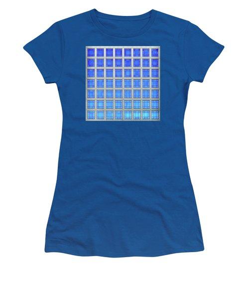 City Grids 60 Women's T-Shirt