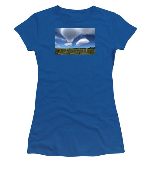 Cloudforms And Vines Women's T-Shirt