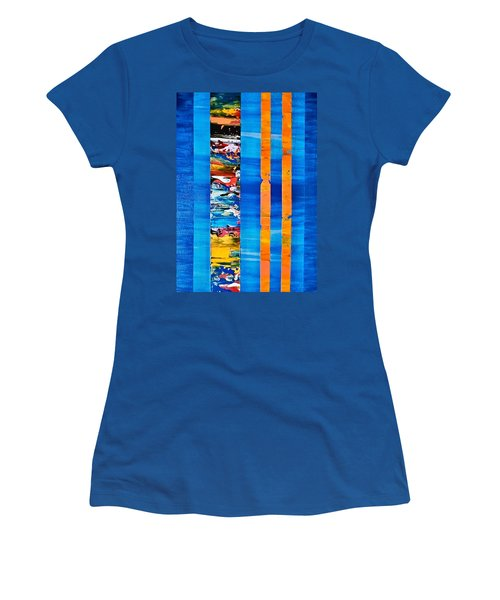 Deep Blue Sea Women's T-Shirt