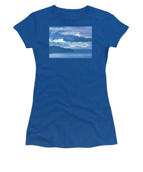 Dreamy Kind Of Blue Women's T-Shirt