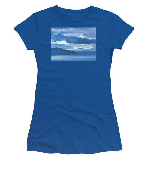 Dreamy Kind Of Blue Women's T-Shirt
