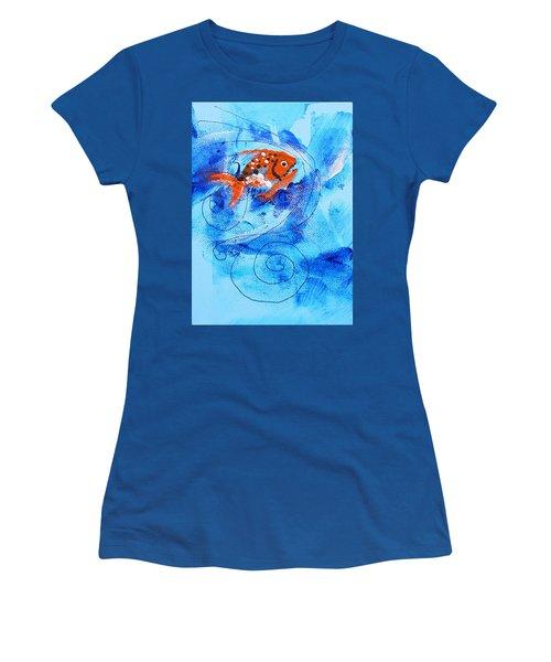 Fake Nemo Fish Women's T-Shirt