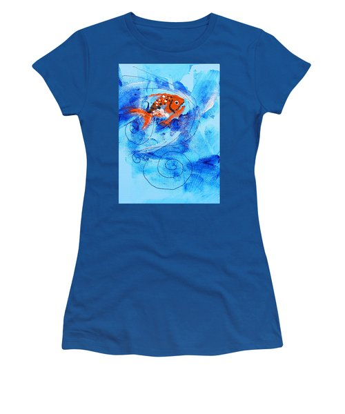 Fake Nemo Fish Women's T-Shirt