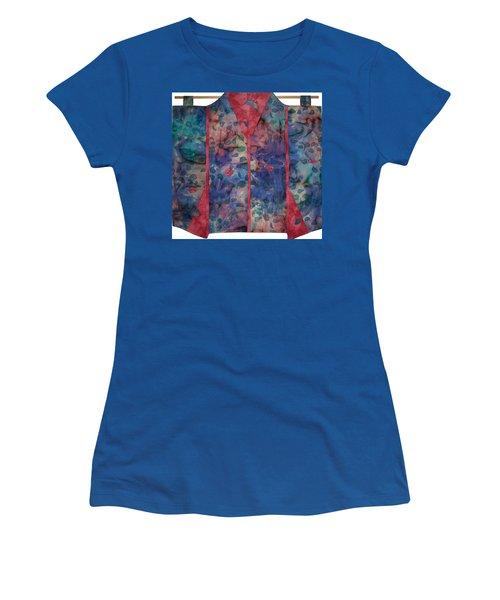 Falling  Floating Women's T-Shirt