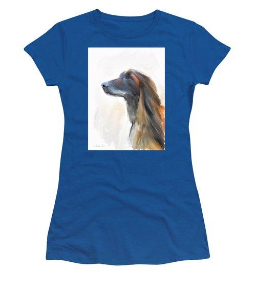 Feeling The Breeze Women's T-Shirt