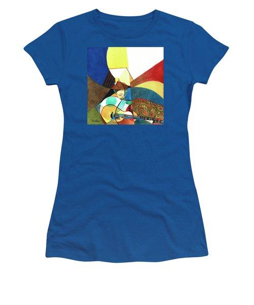 Finding Chords Women's T-Shirt