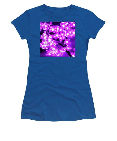 Flower Lights 2 Women's T-Shirt