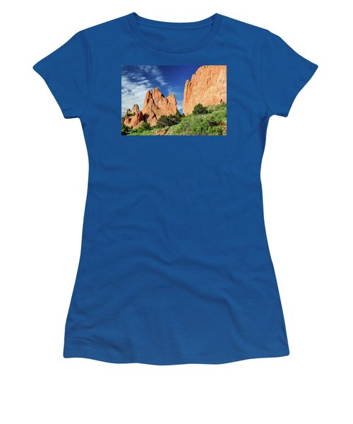 Garden Of The Gods Women's T-Shirt