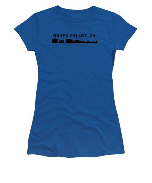 Grass Valley Skyline Women's T-Shirt