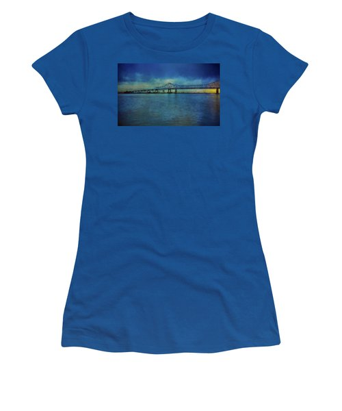 Greater New Orleans Bridge Women's T-Shirt