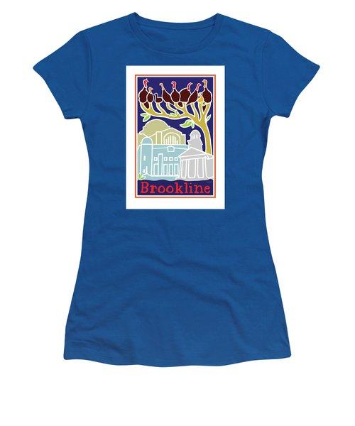 Happy Hanukkah Women's T-Shirt