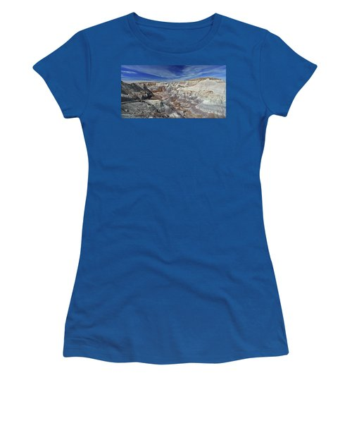 Into The Past Women's T-Shirt