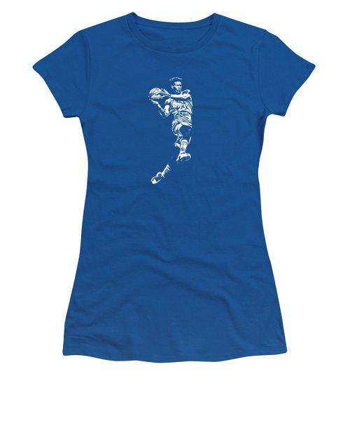 Jimmy Butler Philadelphia 76ers T Shirt Apparel Pixel Art 1 Women's T-Shirt