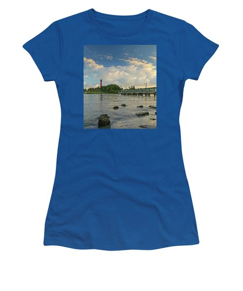 Jupiter Lighthouse Women's T-Shirt