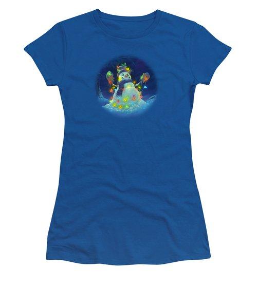 Let It Glow Women's T-Shirt