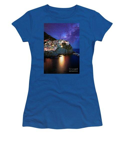 Manarola By Stars Women's T-Shirt