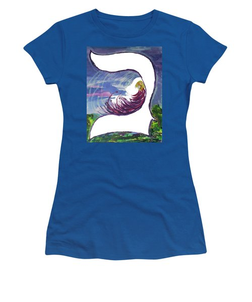 Meditating In The Beit B1 Women's T-Shirt