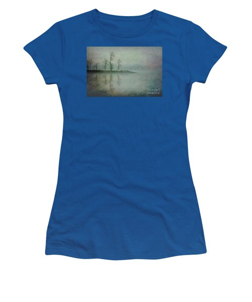 Misty Tranquility Women's T-Shirt
