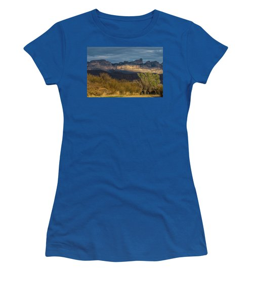 Mountain Illumination Women's T-Shirt