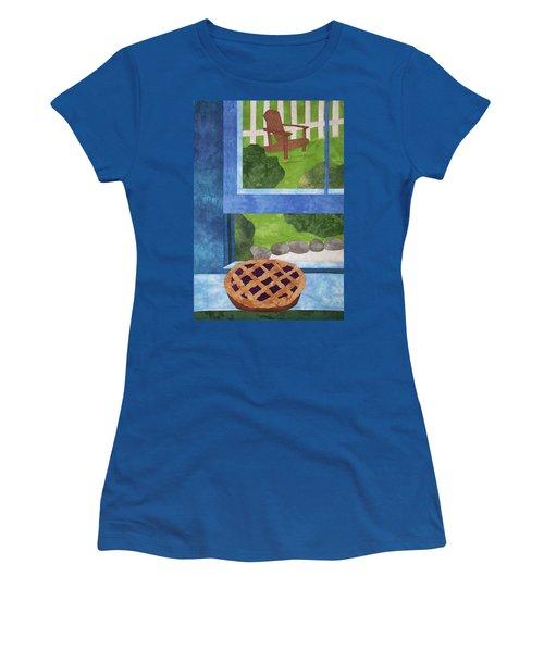 My Soul In A Blackberry Pie Women's T-Shirt