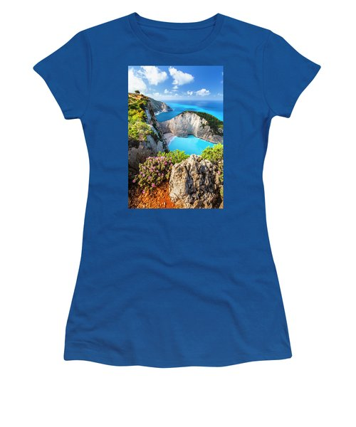 Navagio Bay Women's T-Shirt