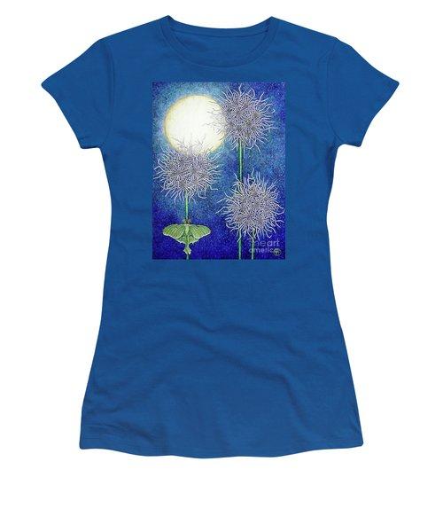 Night Garden 2 Women's T-Shirt