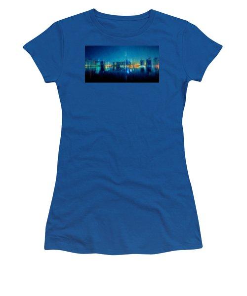 Night Of The City Women's T-Shirt