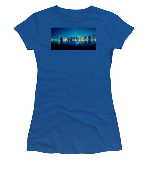 Night Of The City Women's T-Shirt