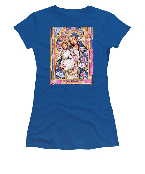 Panagia Eleousa Women's T-Shirt