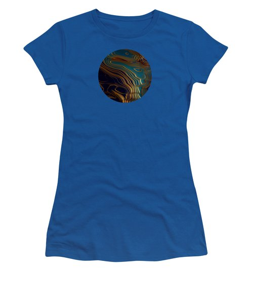 Peacock Ocean Women's T-Shirt