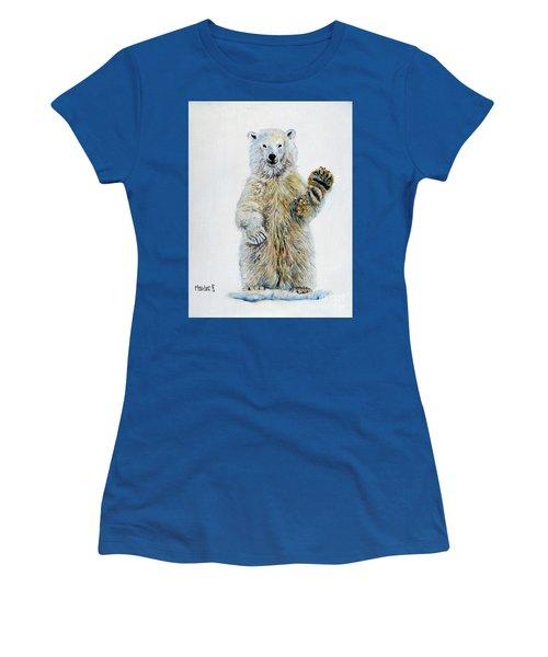 Polar Bear Baby Women's T-Shirt