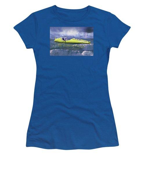 Richard Jones Row 2 Women's T-Shirt