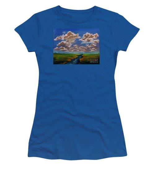 River To Nowhere Women's T-Shirt