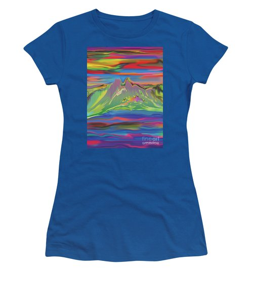 Santa Fe Sunset Women's T-Shirt