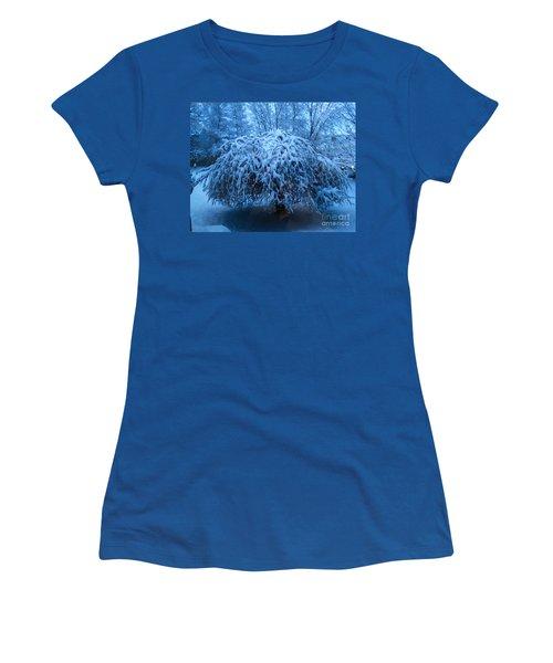 Spring Snow Women's T-Shirt