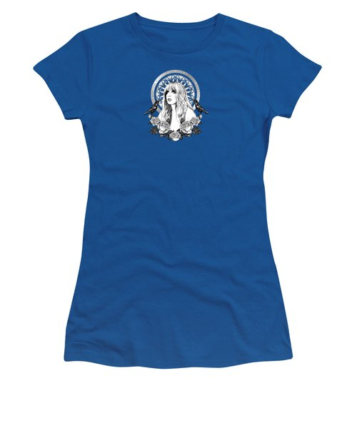 Stevie Nicks Angel Of Dreams Icon Women's T-Shirt