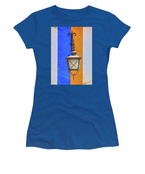 Street Lamp Of Obidos Women's T-Shirt