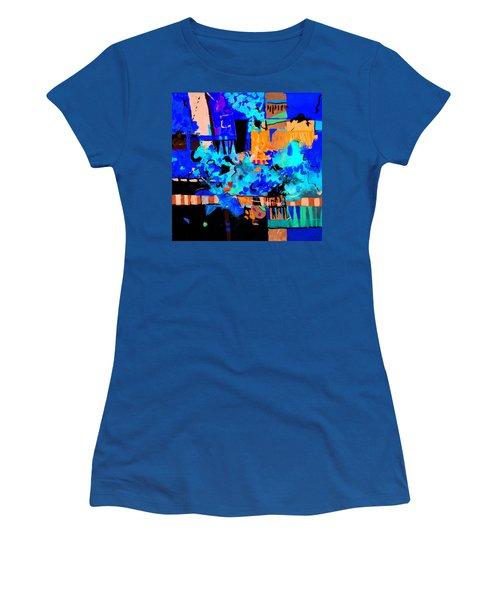 Suburban Trains Women's T-Shirt