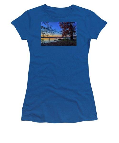 Sunrise On The Patuxent Women's T-Shirt