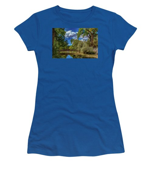 Sunrise Springs Women's T-Shirt