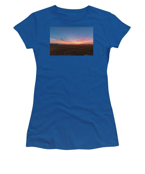 Sunset Pastures Women's T-Shirt