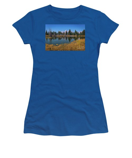 Tetons Majesty Women's T-Shirt
