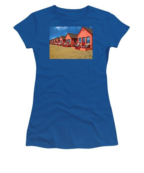 The Beach Women's T-Shirt