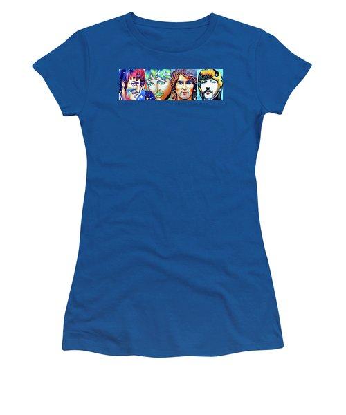 The Beatles Women's T-Shirt