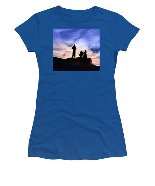 The Canadian Peacekeepers Women's T-Shirt